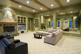 Carpet Or Wood Experts Lay Out The Pros And Cons Of Each Living Room Carpet Cost