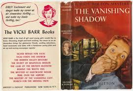 The Vanishing Shadow: a Judy Bolton Mystery by Margaret (Rachel ...