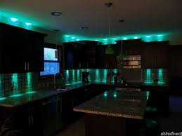 Beauty With The Led Under Cabinet Lighting : Green Under Cabinet Led  Lighting Inspiration