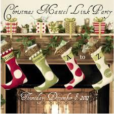 Cute Christmas Fireplace Mantel Decorating Ideas ...