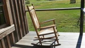 wooden rocking chairs for front porch. Delighful Chairs Wooden Rocking Chair On Front Porch 4K In Chairs For Porch P