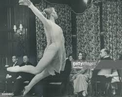Dancer Bonnie Monaghan of Canadian Junior Ballet performs for ...