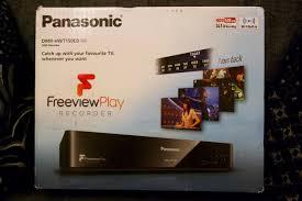 panasonic tv box. panasonic freeview play hdd recorder review - box tv d