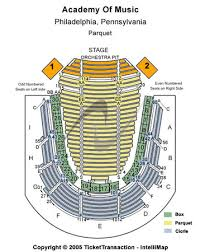 Academy Of Music Philly Seating Chart Academy Of Music Tickets In Philadelphia Pennsylvania