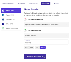 You will then be shown your bitcoin coinbase wallet address. Transferring Funds To And From The Holding Wallet Kraken
