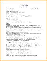 6 Resume For Freshman In College Skills Based Resume