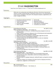 hr recruitment resume sample resume samples writing hr recruitment resume sample hrrecruiter resume samples blue sky resumes recruiting and employment resume example