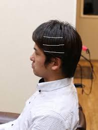 ツーブロックの髪型がしっくりこない原因は 茨城県北茨城市の男性