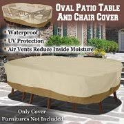 patio furniture winter covers. Strong Camel Rectangular 110 Patio Furniture Winter Covers