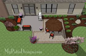gallery of patio shapes and layouts gorgeous patio layout design ideas