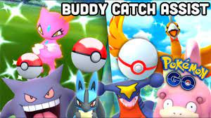 My buddy caught a shiny in Pokemon GO | Buddy assist tutorial and tips -  YouTube
