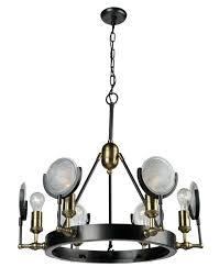 artcraft lighting chandelier baker street 6 light wall sconce castello