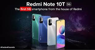 Xiaomi Redmi Note 10T 5G With Dimensity ...