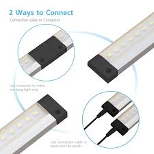 Under Cabinet Led Lighting Dimmable Eshine New 12 Panels Led Dimmable Under Cabinet Lighting Kit