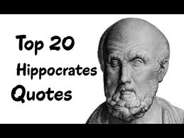 Top 40 Hippocrates Quotes Author Of Hippocratic Writings YouTube Simple Hippocrates Quotes