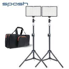 julius studio lighting kit reviews photography ultra high power panel digital camcorder light for newborn