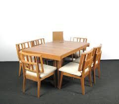 Auktionstipset Esstisch Stühle Der 194050er Jahre Wohl Amerika 7