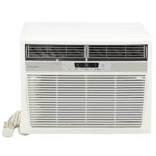 Heater Air Conditioner Units Frigidaire 18500 Btu Window Air Conditioner With Heat And Remote