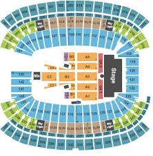 Gillette Stadium Tickets And Gillette Stadium Seating Chart