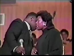 Myrna Summers & Rev. Timothy Wright - Jesus Paid It All - YouTube