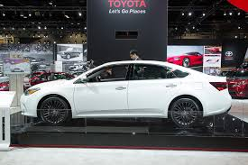 new car 2016 toyotaHow New Is the New 2016 Toyota Avalon