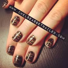 50 Most Beautiful Brown Nail Art Ideas