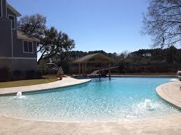 198 best Baja Shelf images on Pinterest | Swimming pools, Pool designs and  Backyard beach