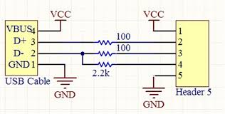 keyboard wiring diagram usb wiring diagrams circuit diagram of usb keyboard wiring schematics and diagrams