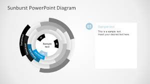 Free Sunburst Powerpoint Presentation Diagrams