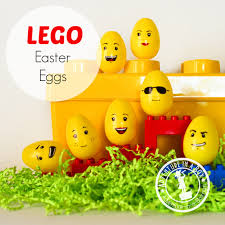 lego easter egg craft an easter transformation of plastic eggs that s and kids can