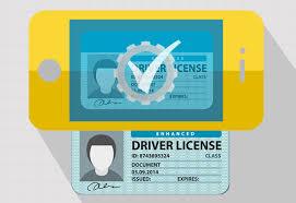 Mobile com Licenses Pymnts Driver's Via Verifying