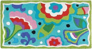 picture of flower power memory foam large