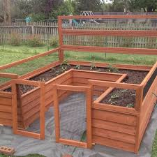 Raised Garden Bed Design Ideas Find This Pin And More On Raised Garden Beds