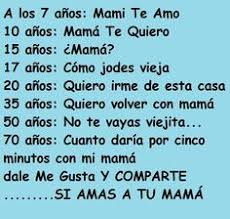 Quotes For Mom In Spanish - Crazy 4 images! via Relatably.com