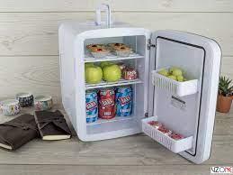 Tủ lạnh mini tiết kiệm điện 4 tới 10 lít để đi dã ngoại - Vzone.Vn
