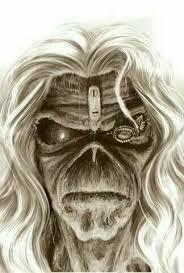 Phantomeddie Iron Maiden Tetování Y Kresby