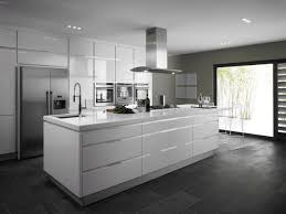 white kitchen dark wood floor. Full Size Of Kitchen Design Dark Floors Modern White Floor Wood