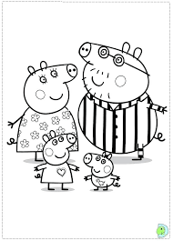 Peppa Pig Coloring Related Post Peppa Pig Coloring Pages Online