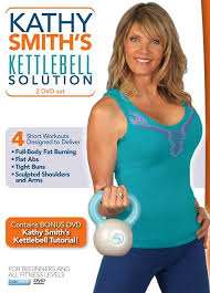 Kathy Smith's Kettlebell Solution   Collage Video