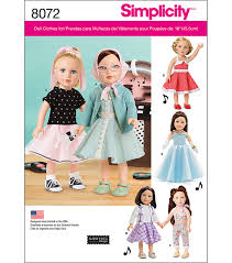 18 Doll Clothes Patterns Interesting Ideas
