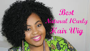 Natural Hair Style Wigs Best Naturalcurly Hair Wigs La Jaz Half Wig By Vanessa Fifth 3144 by stevesalt.us