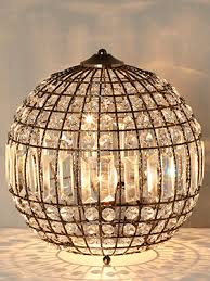 glass chandelier table lamp bhs bedside table lamps bedroom accessories homes