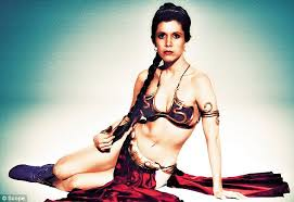 carrie fisher star wars beach. Brilliant Fisher Star Wars Actress Carrie Fisher Has Condemned Britainu0027s Biggest Cinema  Chains For Banning The Church Of Inside Beach D