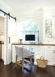 office in kitchen. Kitchen Desks Built In Office Boasts A Desk With