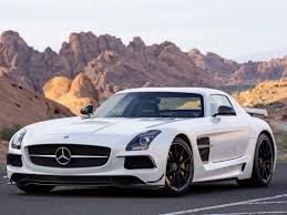 Vince Roy's 2012 Mercedes-Benz SLS AMG on Wheelwell