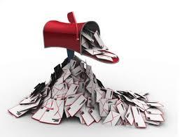 Holiday Burglary in St Kilda an over full mailbox Toplock Locksmiths