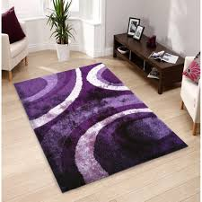 hand tufted purple area rug 5 x 7 free today intended for purple area rugs 8x10