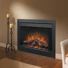dimplex 45 inch built in electric firebox inner glow logs 45dxp gas log guys