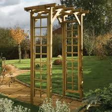 Small Picture Wooden Garden Arch Designs Simple Garden Arches How To Build