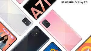 Samsung ra mắt Galaxy A71 tại Việt Nam: chiếc Galaxy đầu tiên có 4 camera  64MP,